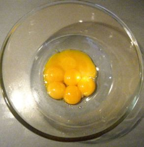 Edited - egg yolk