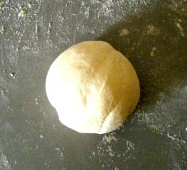 Edited - ball of dough