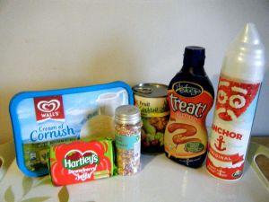 Edited - ingredients