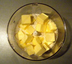 Edited - butter and flour