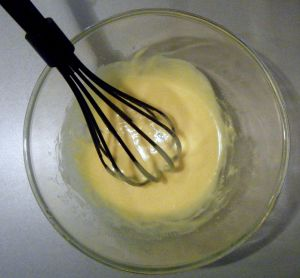 Edited - hollandaise sauce