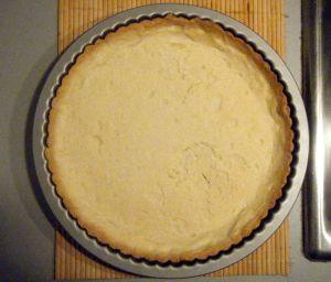 Ed - blind baked
